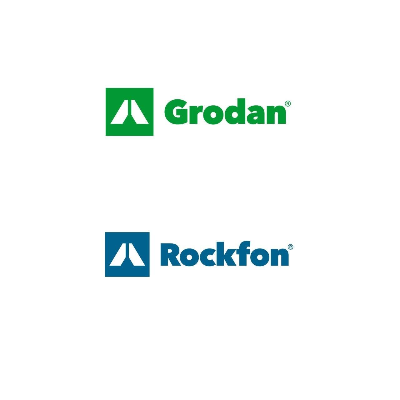 Grodan & Rockfon logo
