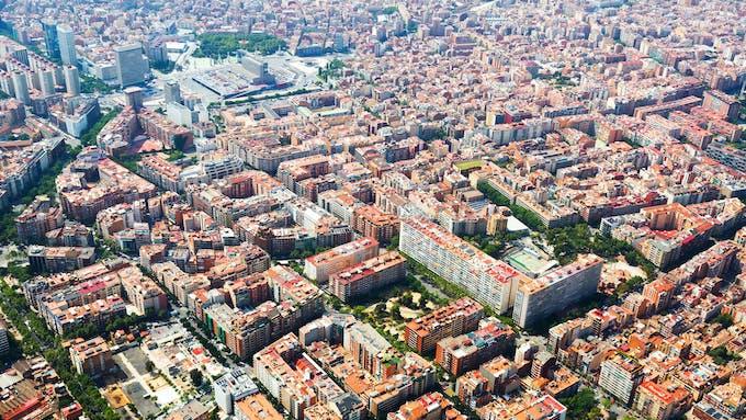 Big city, urbanization, MUH
