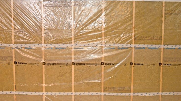 Doug Tarry case study, insulation