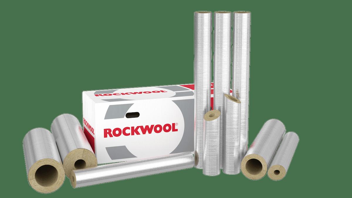 ROCKWOOL 800, pipe insulation