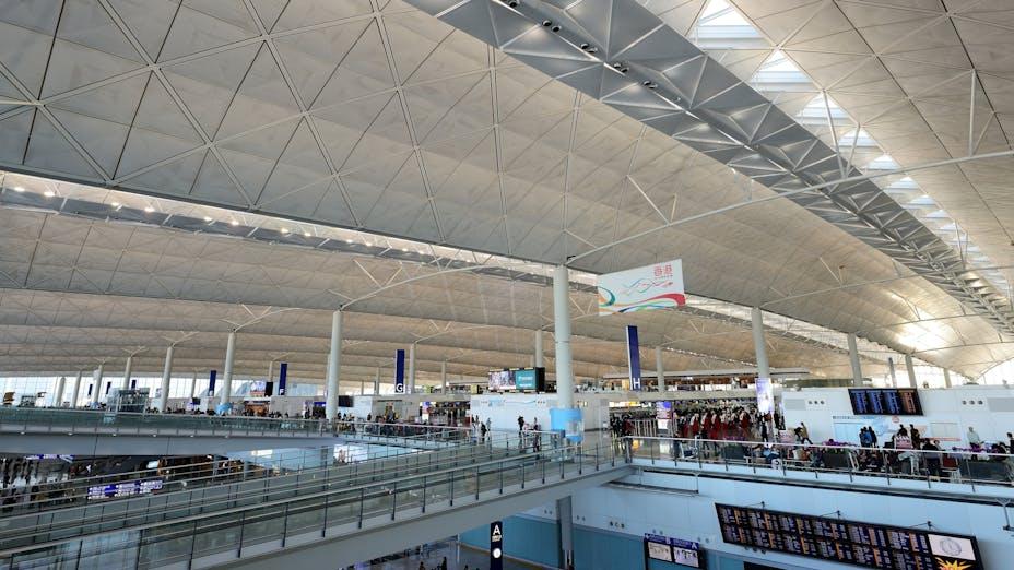 Hong Kong International Airport, Thermal Properties