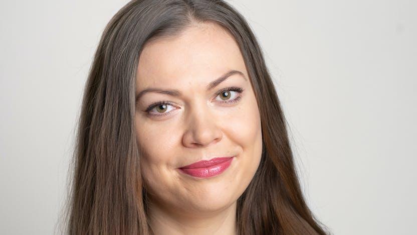 Profile photo, Finland, Sandra Lusmägi