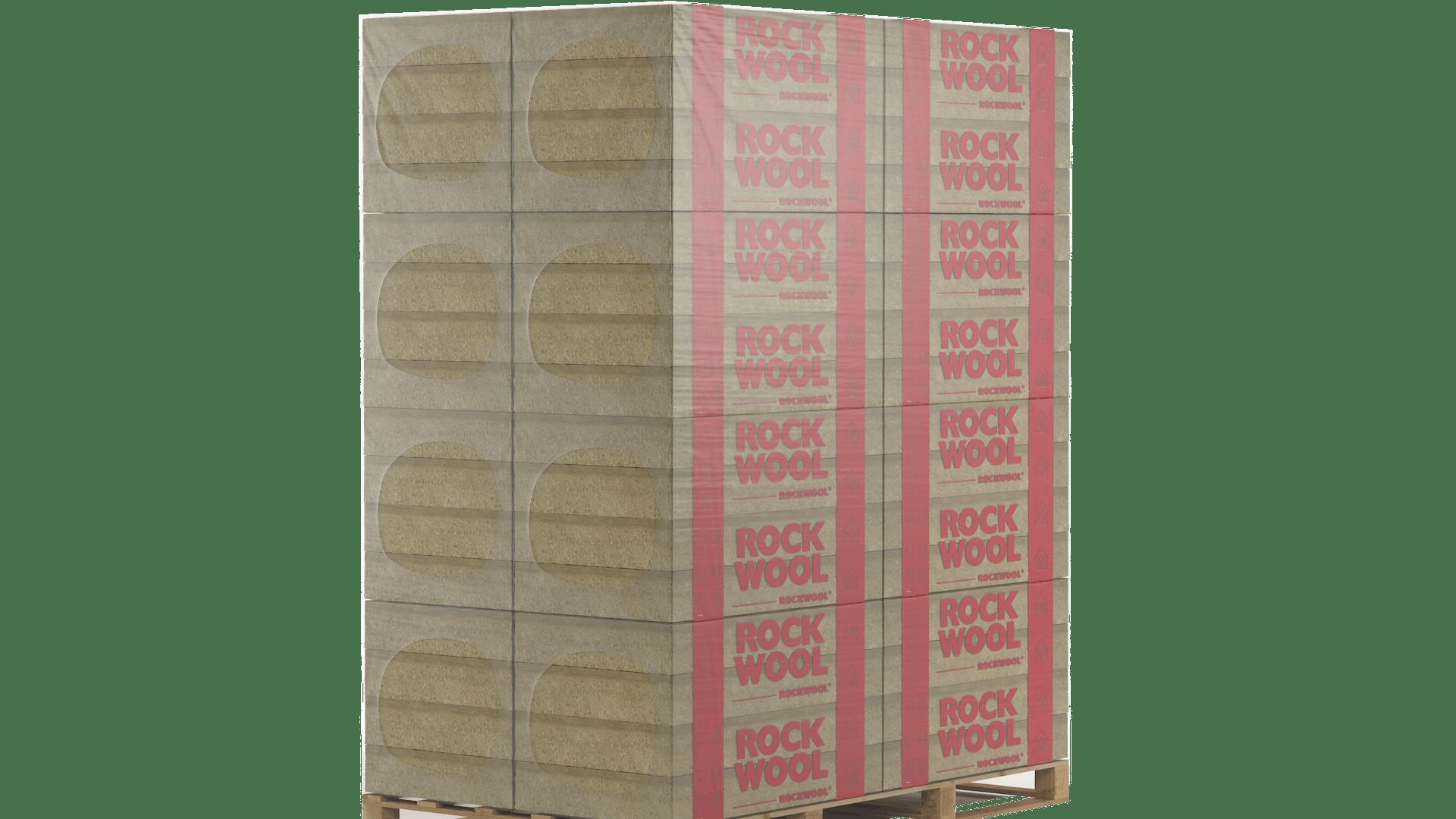 STALROCK MAX, slabs, pallet, ventilated facades, external insulation