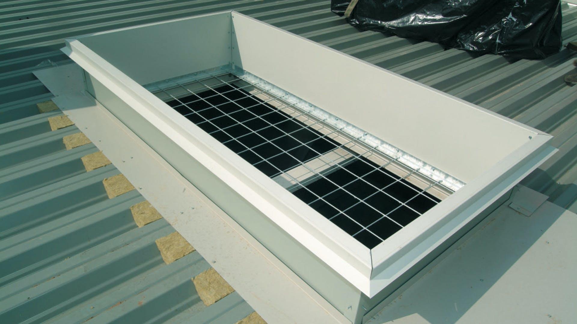 brandschutz profilfüller, flat roof, product germany