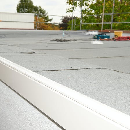reference, case study, referenz, renovation, flat roof, flatroof, komplettsanierung, einfamilienhaus, haus, flachdach, germany, single family house, wdvs