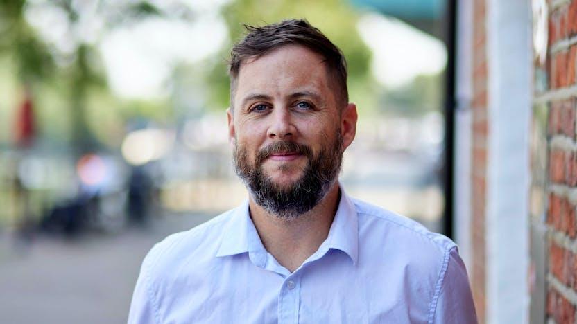 UK Rockfon Marketing Team member - Rob Towner