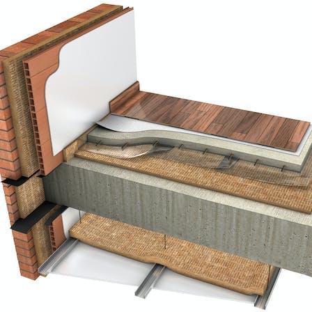 Floor, 03_SUELOS Y FORJADOS - Sobre y forjado - Sobre Falso Techo_Panel