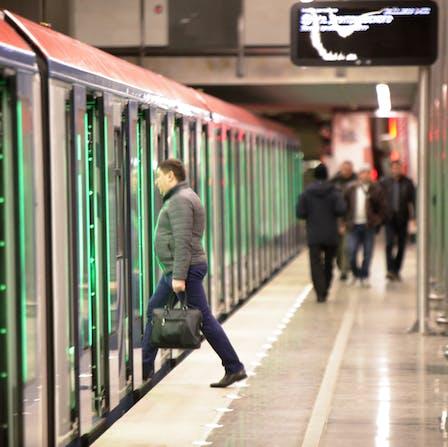 Lukhmanovskaya, Kosino, Michurinsky Prospect, Nekrasovka, Olkhovskaya, Petrovsky park, Rasskazovka metro station, Moscow metro stations, subway, new build, renovation, new metro stations, case study