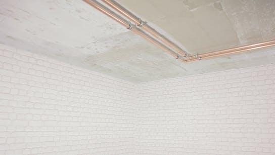 concrete floor, floor insulation, BNL