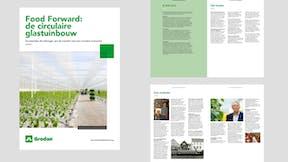 visual, report, whitepaper, Food Forward, circular horticulture, stepping stones, circular economy, Grodan, NL