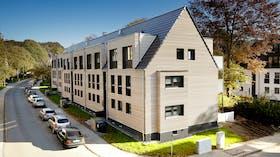 rockwool forum, education, seminar, house, multi familiy house, bauen und verwalten, germany