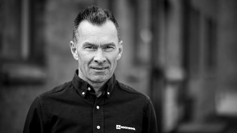 Personal photos ROCKWOOL SE Magnus Kamstedt
