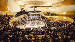 Philharmonie de Paris, Acoustic Capabilities