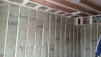 BabyFoot Case Study, insulation, wall, home, interior, construction
