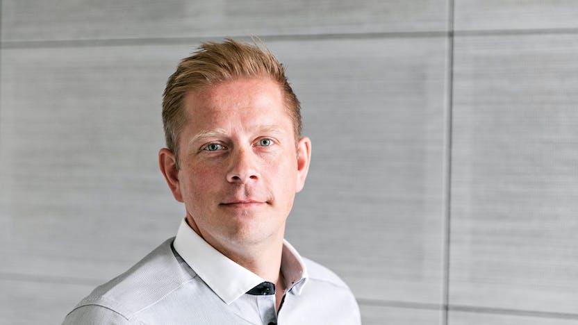Employees Sweden, Jonas Eriksson