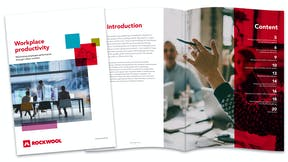 Workplace productivity, guide, RW design