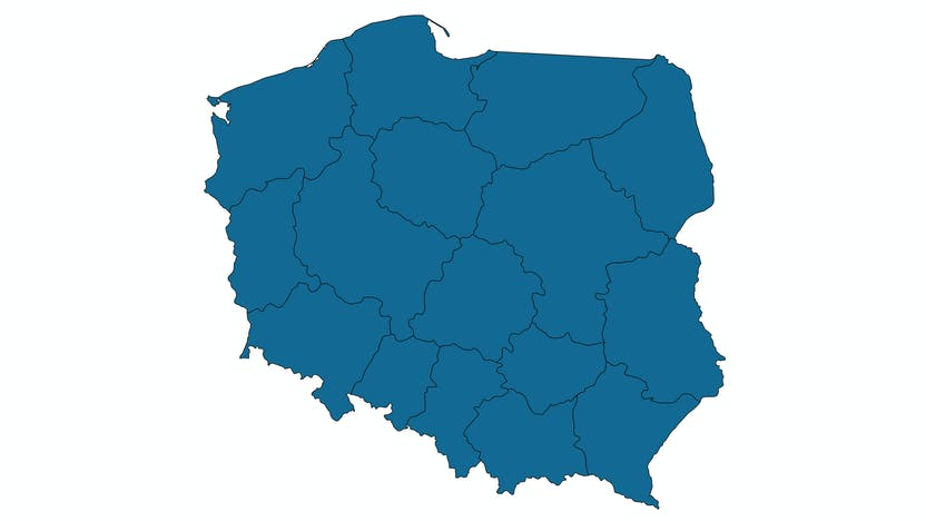 contact person, customer service, profile and map, all regions, PL