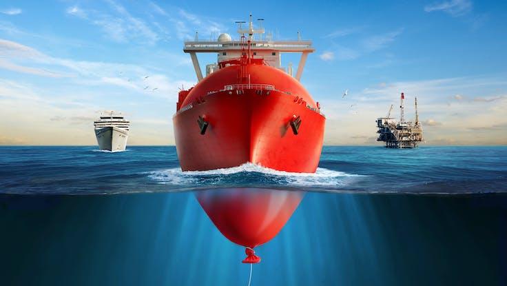 3D-image, firesafe, SeaRox Lightweight Insulation, marine, offshore, SeaRox