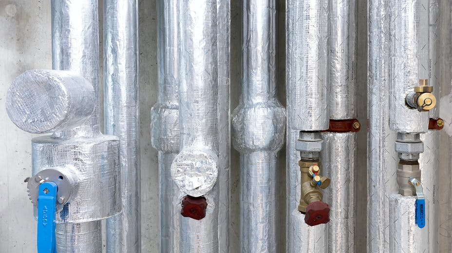 mm25, teclit, rockwool 810, hvac, fp, pipe insulation