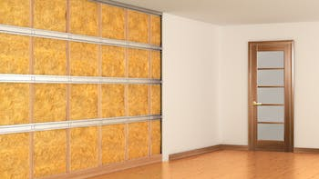 mineral wool , stone wool, acoustic insulation