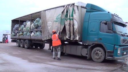 Recycling, Vyborg