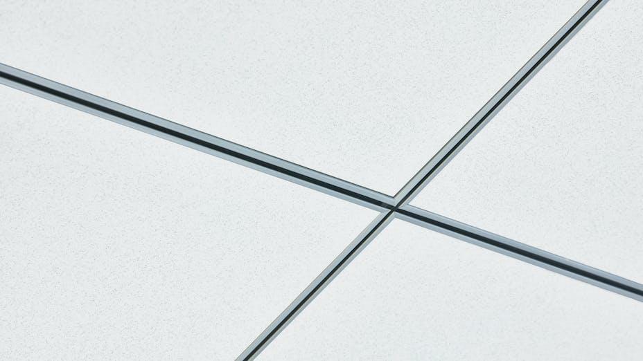 ROXUL ROCKFON Head Office,Milton,ON,Canada,2230m²,SRM Architects,Lorilie Ratz,Roxul Inc.,Canaan Construction Inc.,Patene,LEED,Bochsler Creative,ROCKFON Sonar dB,SLN-edge,2x4,white,Chicago Metallic 4600 Ultraline