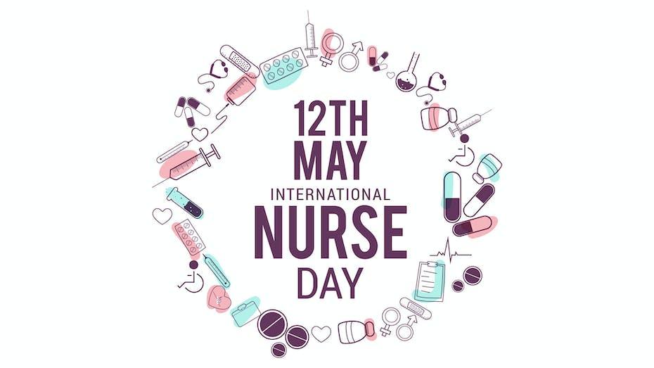 Article illustration, GRP, International Nurses Day, Rockfon