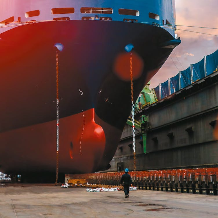 technical guidelines, searox, ship, worker, shipyard, construction, marine, offshore