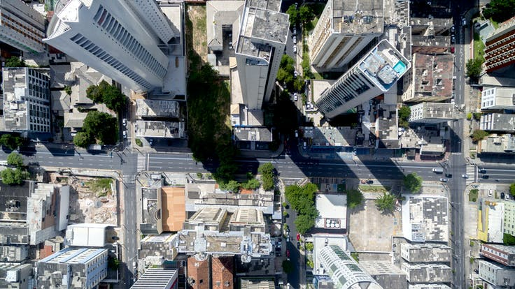 RockWorld imagery, The big picture, city, urban, buildings