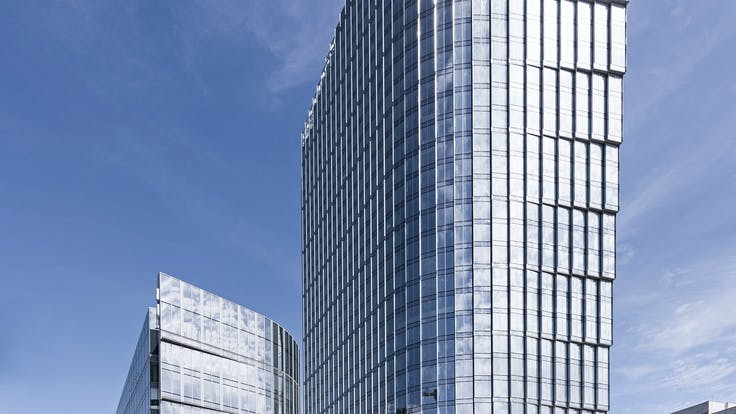 Case study Mennica Legacy Tower