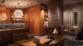 franzen restaurant, leisure, acoustic render, sound absorption, indoor climate, stockholm, sweden, SE