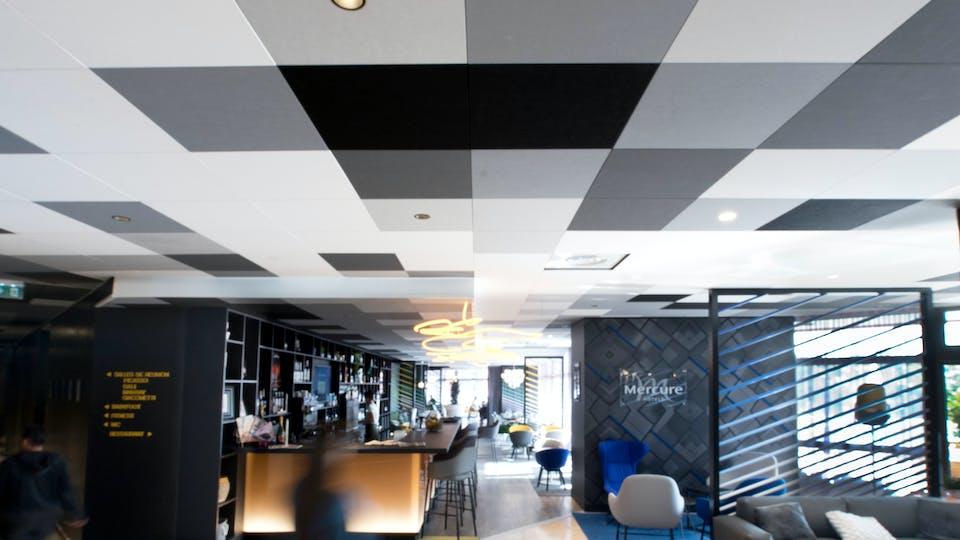 Produkter på bildet: Rockfon Color-all®, X, 600 x 600