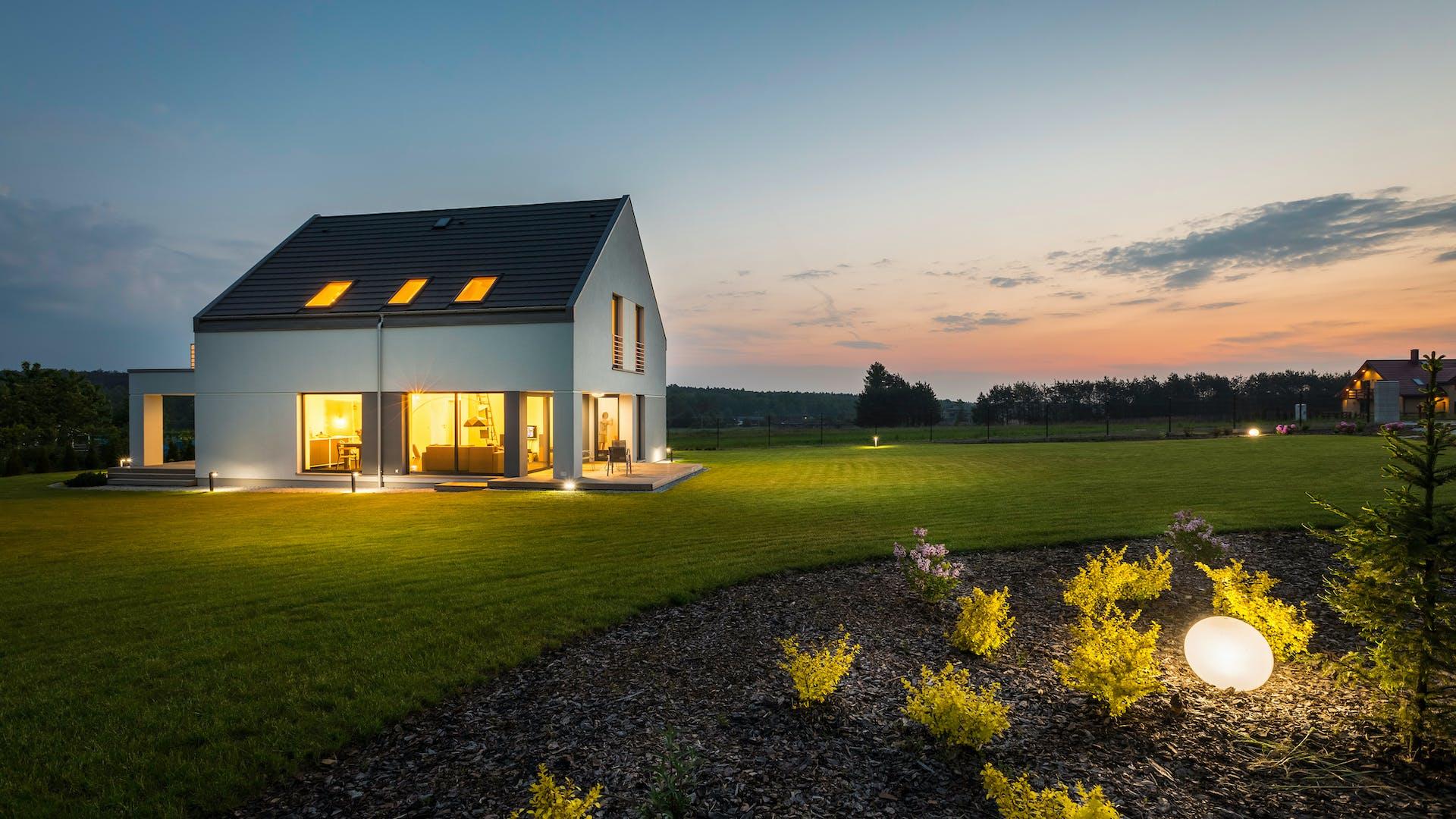 nearly zero-energy homes