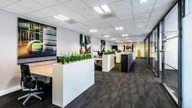 Continental tires, Netherlands, NL, Barneveld, Krios dB 44, A-edge, 600 x 600, 3000 m2, Ontwerpbureau OCS Workplaces, Den Bosch, PON group, Almere, Michael van Oosten