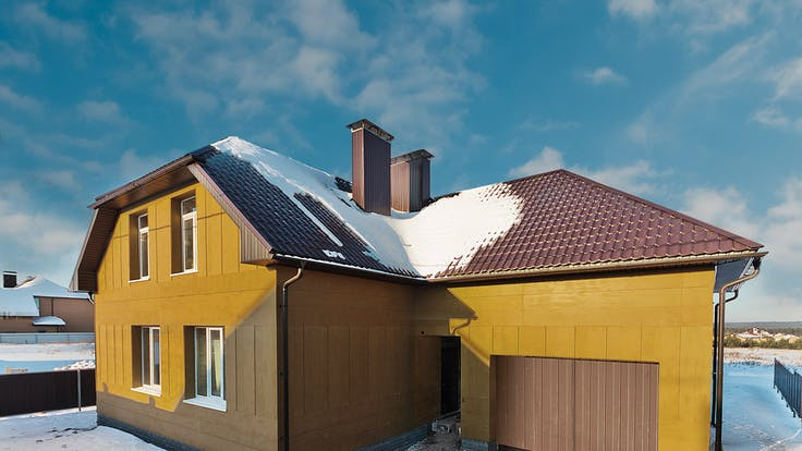 Natural Balance, energy efficiency, private house, Russia, Tatarstan