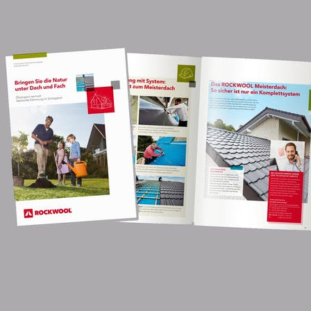 brochures, downloads, pitched roof, germany, photo, preview photo, schrägdachbroschüre