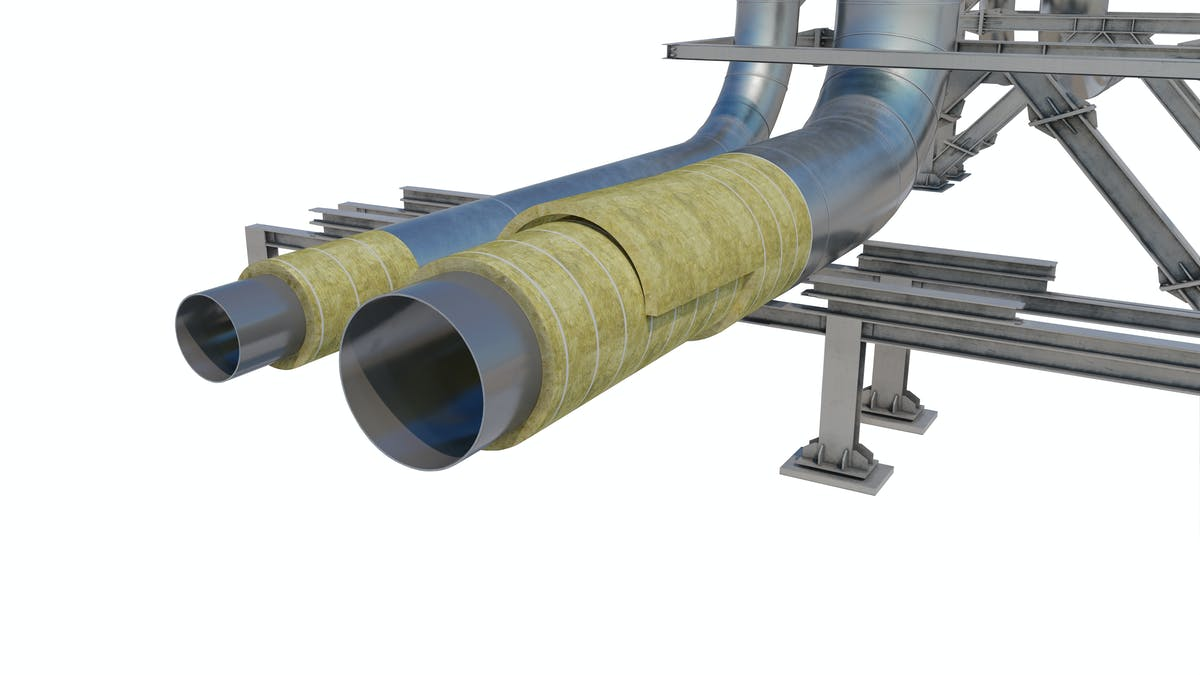 ProRox, industry, industrial, application, PS, pipe section, 3D image, WR-Tech, product catalogue