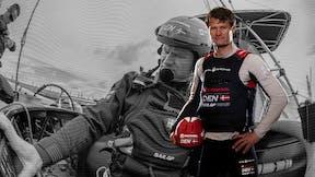 Rasmus Kostner, SailGP team, 2021, sailing, ROCKWOOL team