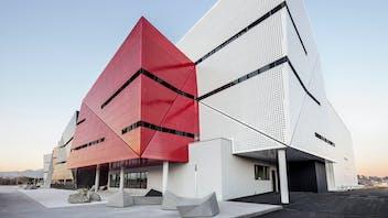 Automotive Vocational Training Centre, Martorell, Spain,