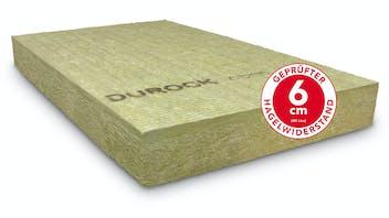 hail resistance, roof insulation, flat roof, dach+holz 2020, durock 040, hagelwiderstand, dachdämmung, flachdach, press, germany, presse