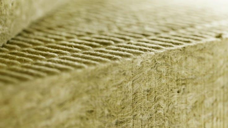 stonewool, stone wool, material, slab, board, germany