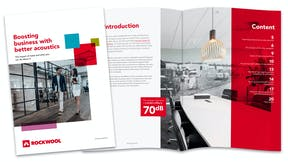 Boosting business with acoustics, guide, RW design