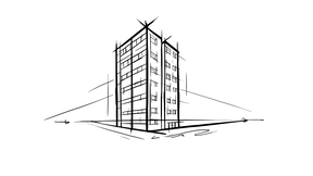 Building - high rise - large png