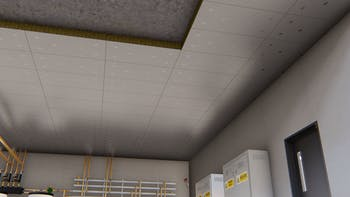 Structural Fire Protection - SOFFIT SLAB