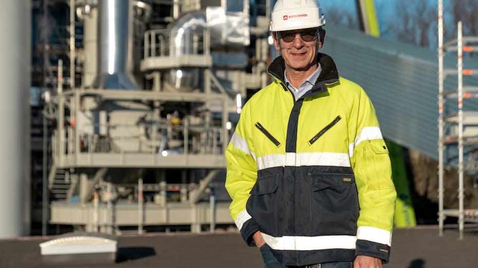 Rockwool, Erik Ølstad