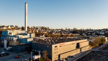 Rockwool, Moss factory