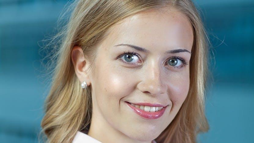 Evgeniya Dudyreva, Marketing Communications, PR, Russia, Moscow