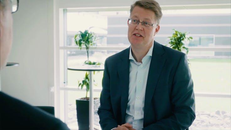 Video thumb RockWorld, Jens Birgersson, CEO