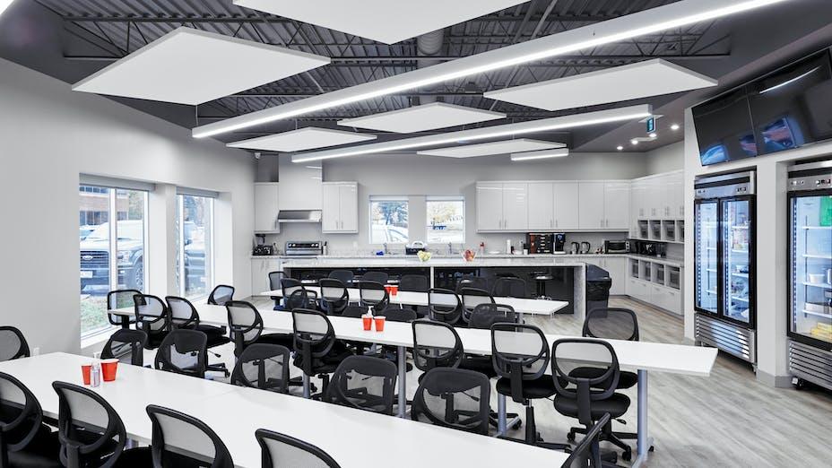 NA, Plexxis Software, office, kitchen, Island, 4x8, planks, Sesco Design-Build