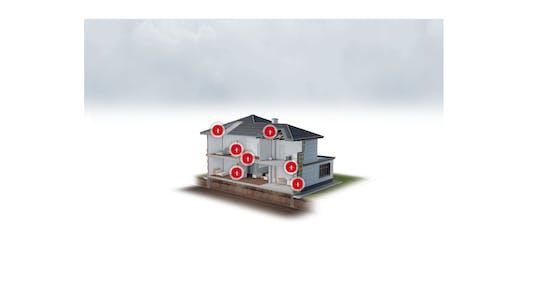 House B visualization tool